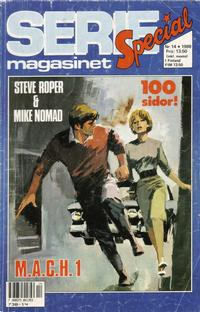 Cover Thumbnail for Seriemagasinet (Semic, 1970 series) #14/1988