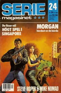 Cover Thumbnail for Seriemagasinet (Semic, 1970 series) #24/1988