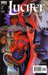 Cover Thumbnail for Lucifer (DC, 2000 series) #9