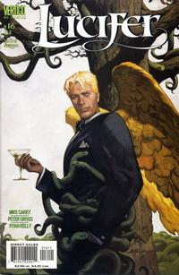Cover Thumbnail for Lucifer (DC, 2000 series) #16
