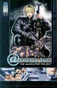 Cover Thumbnail for Athena Inc. The Manhunter Project (Image, 2002 series) #1 [Anacleto Cover]