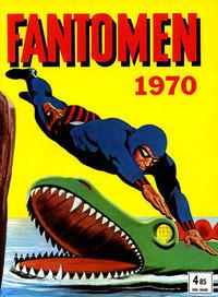 Cover Thumbnail for Fantomen [julalbum] (Semic, 1963 ? series) #1970