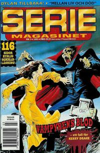 Cover Thumbnail for Seriemagasinet (Semic, 1970 series) #3/1995