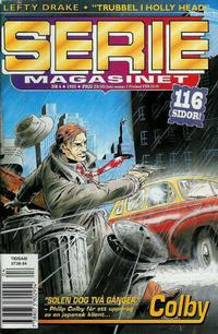 Cover Thumbnail for Seriemagasinet (Semic, 1970 series) #4/1995