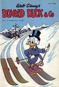 Cover Thumbnail for Donald Duck & Co (Hjemmet / Egmont, 1948 series) #1/1963