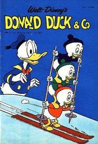 Cover Thumbnail for Donald Duck & Co (Hjemmet / Egmont, 1948 series) #3/1963