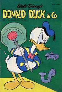 Cover Thumbnail for Donald Duck & Co (Hjemmet / Egmont, 1948 series) #5/1963