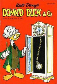 Cover Thumbnail for Donald Duck & Co (Hjemmet / Egmont, 1948 series) #10/1963