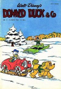 Cover Thumbnail for Donald Duck & Co (Hjemmet / Egmont, 1948 series) #11/1963
