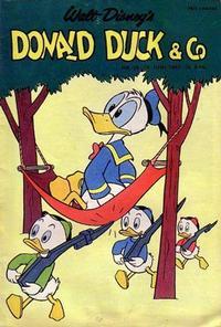 Cover Thumbnail for Donald Duck & Co (Hjemmet / Egmont, 1948 series) #25/1963