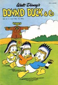 Cover Thumbnail for Donald Duck & Co (Hjemmet / Egmont, 1948 series) #27/1963