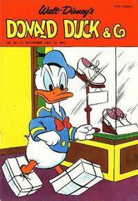Cover Thumbnail for Donald Duck & Co (Hjemmet / Egmont, 1948 series) #46/1963