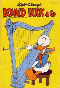 Cover Thumbnail for Donald Duck & Co (Hjemmet / Egmont, 1948 series) #49/1963