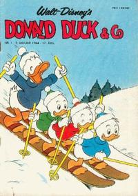 Cover Thumbnail for Donald Duck & Co (Hjemmet / Egmont, 1948 series) #1/1964