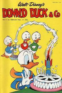 Cover Thumbnail for Donald Duck & Co (Hjemmet / Egmont, 1948 series) #9/1964