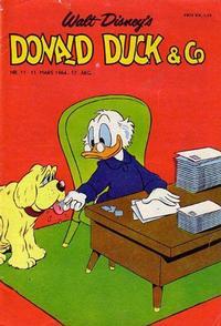 Cover Thumbnail for Donald Duck & Co (Hjemmet / Egmont, 1948 series) #11/1964