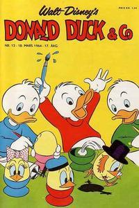 Cover Thumbnail for Donald Duck & Co (Hjemmet / Egmont, 1948 series) #12/1964