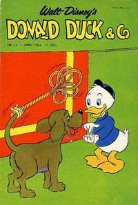 Cover Thumbnail for Donald Duck & Co (Hjemmet / Egmont, 1948 series) #14/1964