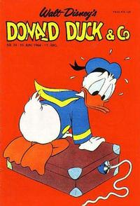 Cover Thumbnail for Donald Duck & Co (Hjemmet / Egmont, 1948 series) #24/1964