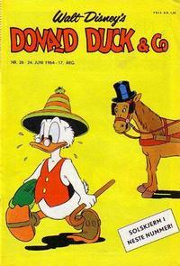 Cover Thumbnail for Donald Duck & Co (Hjemmet / Egmont, 1948 series) #26/1964