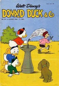 Cover Thumbnail for Donald Duck & Co (Hjemmet / Egmont, 1948 series) #32/1964