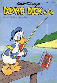 Cover for Donald Duck & Co (Hjemmet / Egmont, 1948 series) #44/1964