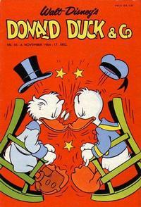 Cover Thumbnail for Donald Duck & Co (Hjemmet / Egmont, 1948 series) #45/1964