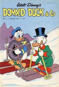 Cover Thumbnail for Donald Duck & Co (Hjemmet / Egmont, 1948 series) #5/1965