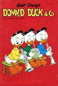 Cover Thumbnail for Donald Duck & Co (Hjemmet / Egmont, 1948 series) #6/1965