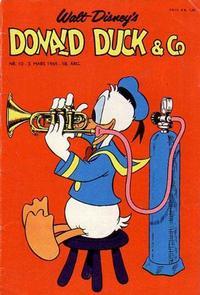 Cover Thumbnail for Donald Duck & Co (Hjemmet / Egmont, 1948 series) #10/1965