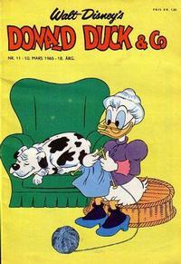 Cover Thumbnail for Donald Duck & Co (Hjemmet / Egmont, 1948 series) #11/1965