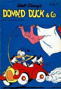 Cover Thumbnail for Donald Duck & Co (Hjemmet / Egmont, 1948 series) #31/1965