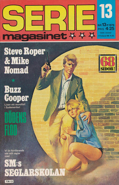 Cover for Seriemagasinet (Semic, 1970 series) #13/1979