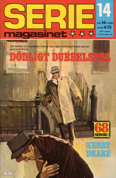 Cover for Seriemagasinet (Semic, 1970 series) #14/1980