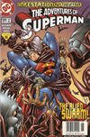 Cover Thumbnail for Adventures of Superman (1987 series) #591 [Newsstand]