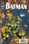 Cover Thumbnail for Batman (1940 series) #521 [Newsstand Edition]
