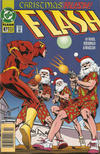 Cover for Flash (DC, 1987 series) #87 [Newsstand Edition]