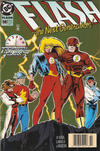 Cover for Flash (DC, 1987 series) #98 [Newsstand]