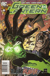 Cover for Green Lantern (DC, 2005 series) #6 [Newsstand]