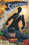 Cover for Superboy (DC, 1994 series) #18 [Newsstand]