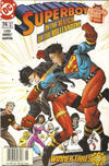 Cover Thumbnail for Superboy (1994 series) #74 [Newsstand Edition]