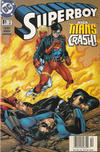 Cover Thumbnail for Superboy (1994 series) #81 [Newsstand]