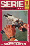 Cover for Seriemagasinet (Semic, 1970 series) #11/1982