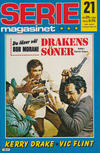 Cover for Seriemagasinet (Semic, 1970 series) #21/1982