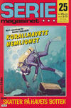 Cover for Seriemagasinet (Semic, 1970 series) #25/1982
