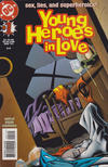 Cover for Young Heroes in Love (DC, 1997 series) #1 [Second Printing]