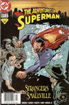 Cover for Adventures of Superman (DC, 1987 series) #577 [Newsstand]