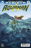 Cover for Aquaman (DC, 2016 series) #18 [Joshua Middleton Variant Cover]