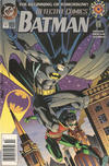 Cover Thumbnail for Detective Comics (1937 series) #0 [Newsstand]