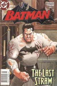 Cover Thumbnail for Batman (DC, 1940 series) #630 [Newsstand]